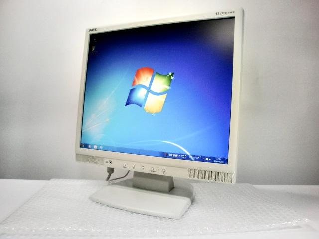 [LCD17-16360971] NEC「LCD73VXM-V」17inch