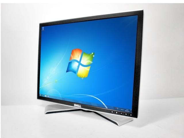 20インチ液晶 シルバー [LCD20-18320501] DELL 「2007FPb」